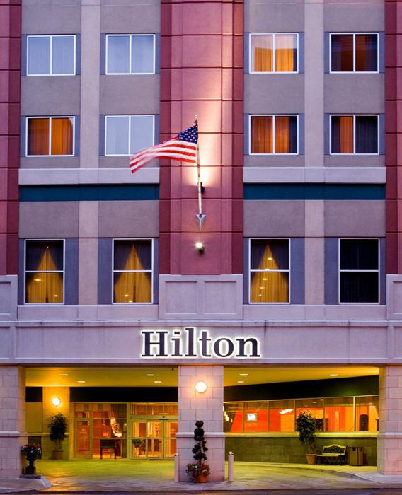 Hilton Scranton